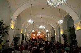 Vue de la salle de concert , Ferrand M - May 2015