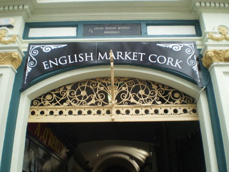 English Market Cork - Dublin