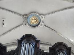 Freemasons were involved in building several churches in Brussels. , Julie M - September 2016