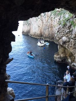 Blue Grotto , Shirley R - December 2015
