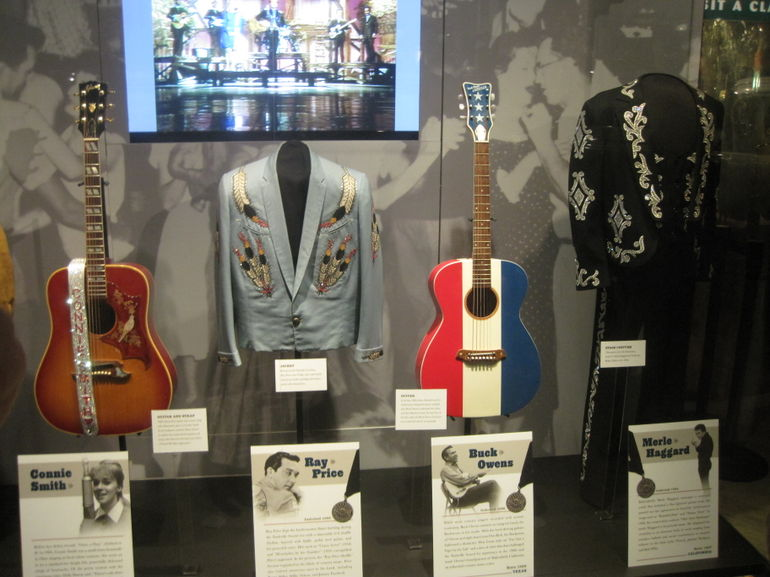 Guitar display - Nashville