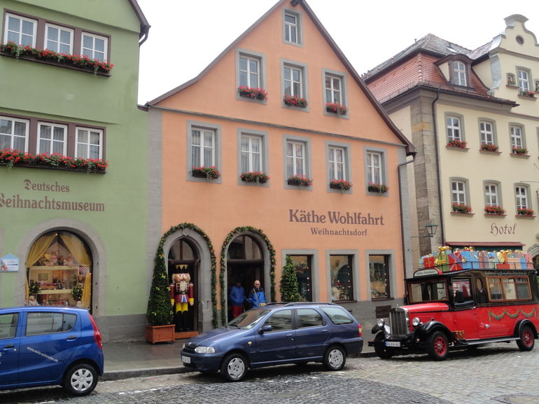 Kathe Wohlfahrt Christmas Store - Frankfurt