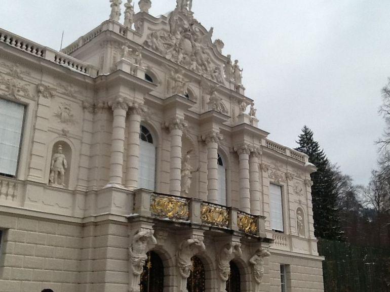Linderhoff palace - Munich