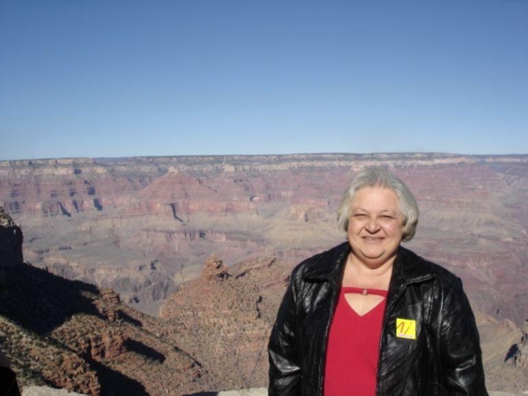 Me & the Grand Canyon - Las Vegas