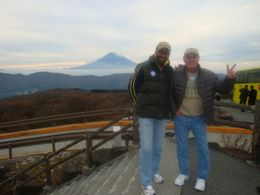 Mt. Fuji, the most beautiful mountain in the world!!!! , Daniel R - December 2011