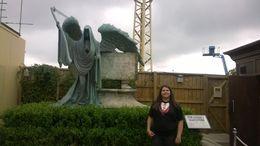 A sepultura do pai do Voldemort é de arrepiar... , ANA C - July 2014
