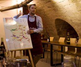 Paris wine tasting - August 2009