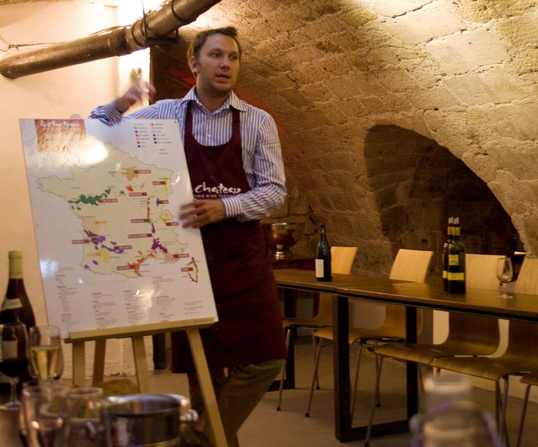 Paris Wine Tasting - Paris