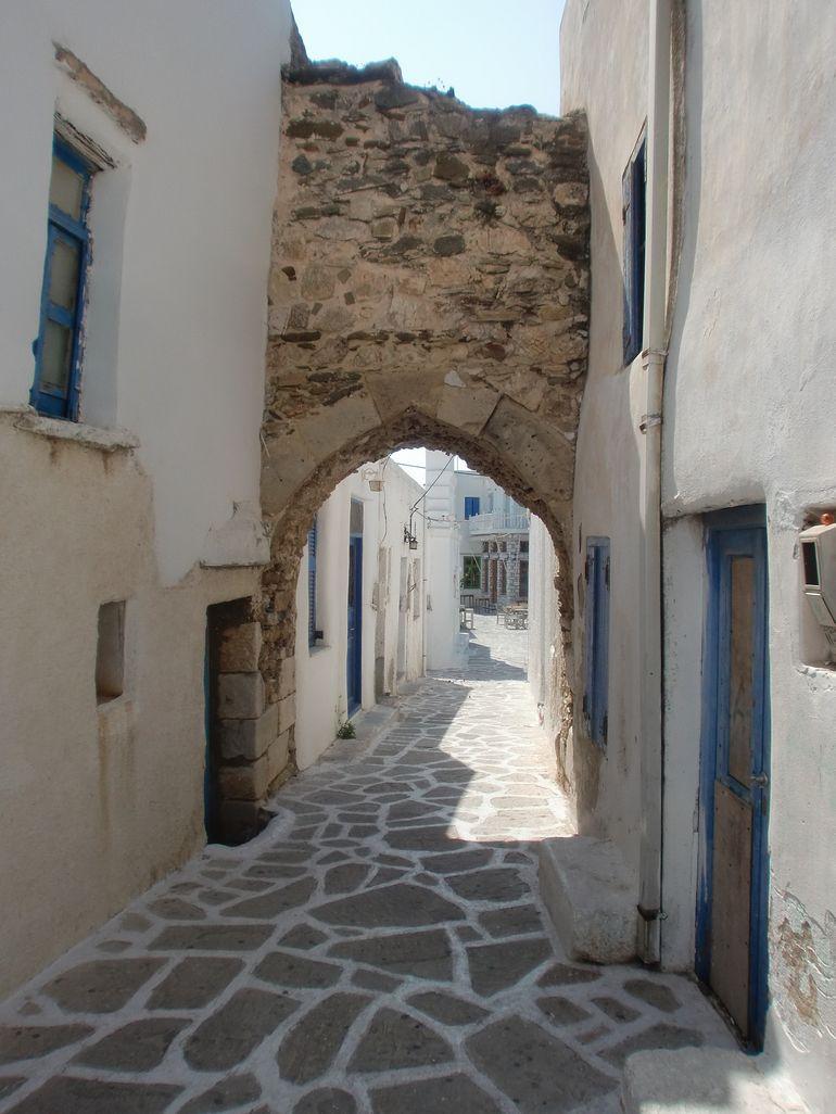 Paros - Mykonos