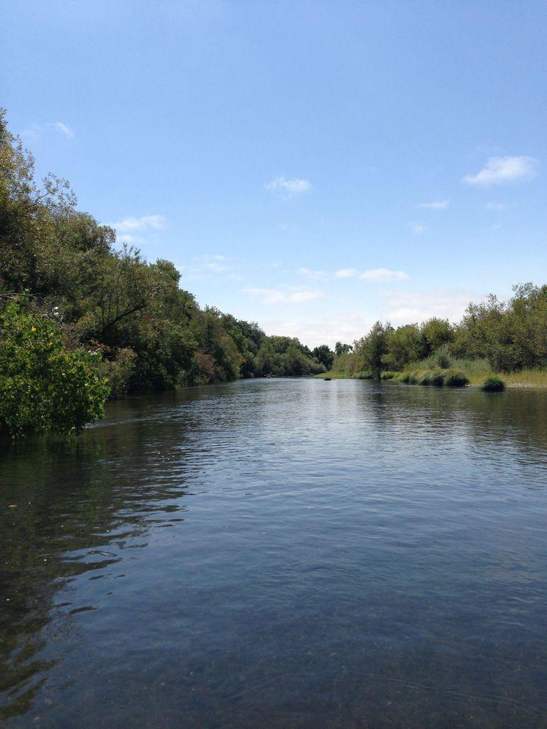 Russian River Canoe Trip from Healdsburg - Napa & Sonoma