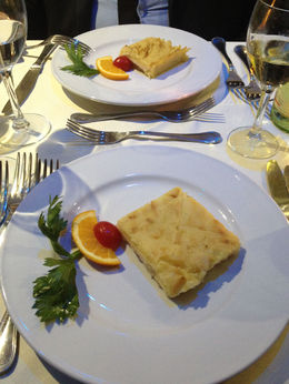 Our primi course was delicious well, so was the secondi and the antipasti and the dolci. , Stephen C - October 2015