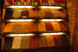 A requested stop at the spice market was a highlight , Craig N - April 2012