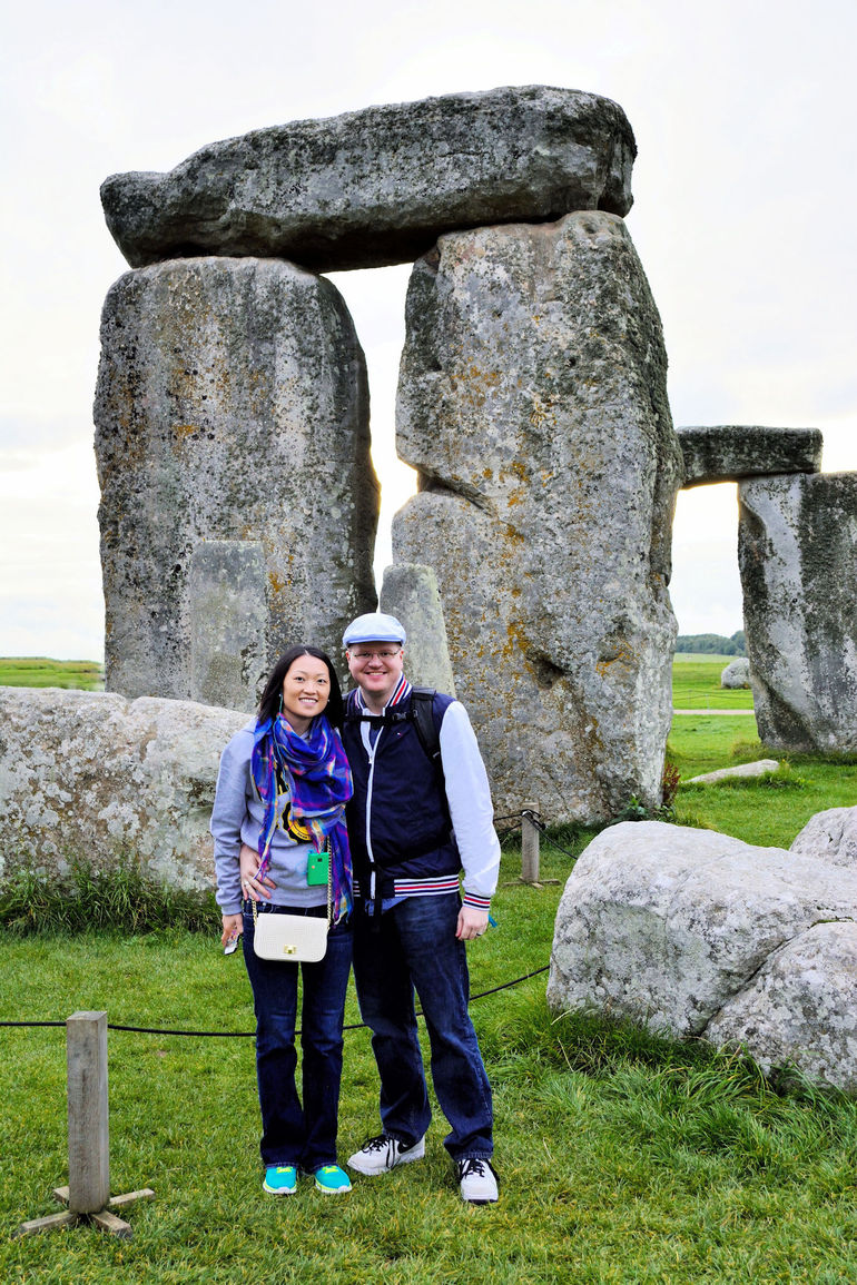 Stonehenge Inner Circle Access Day Trip from London Including Windsor photo 18
