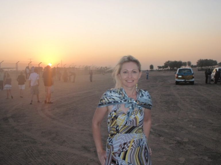 Sunset Annie - Dubai