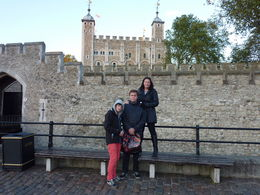 Tower of London! , Weronica A - November 2012