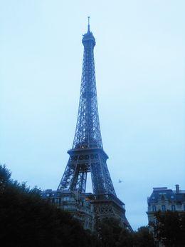 The Eiffel tower , Jesse M - June 2015