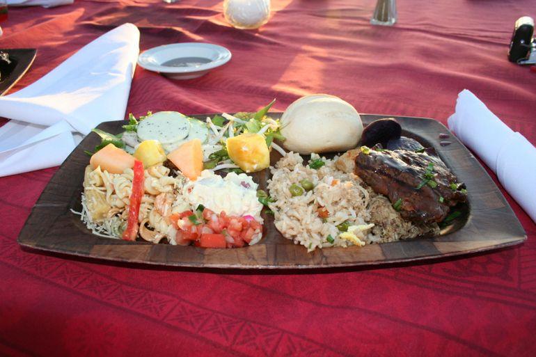The food - Maui