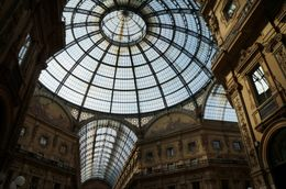 The glass dome. , Jenny B - October 2012