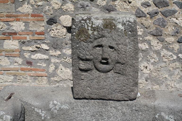 Viator tour of Pompei - Rome