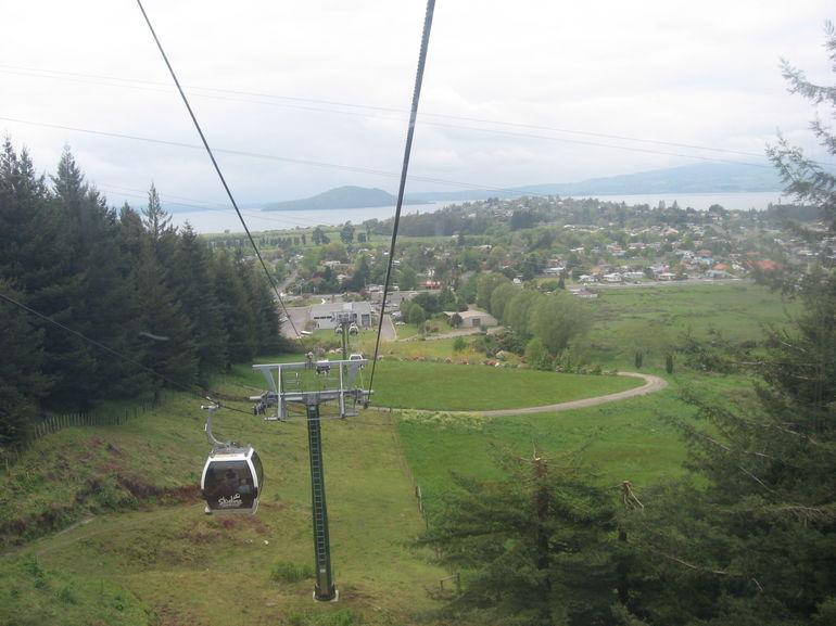 View - Rotorua