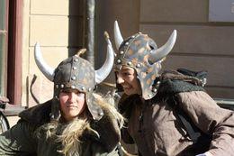 Viking guides, HTravelerUK - April 2014