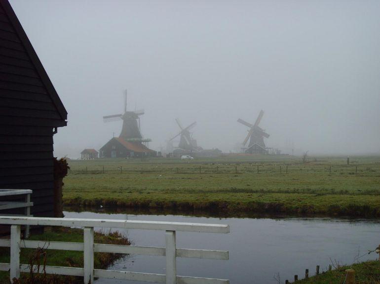 Windmills of Zaanse Schans - Amsterdam