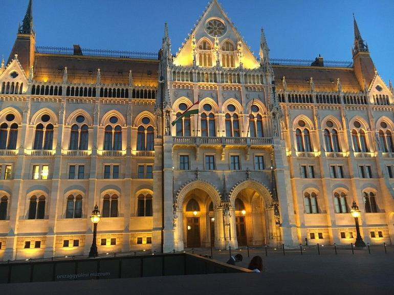 Budapest Evening Walking Tour with optional Danube River Cruise photo 28