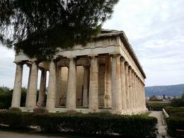 Temple of Hephaestus , dejouae - November 2016