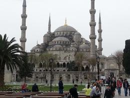 Hagia Sophia in Istanbul , Cindy L - November 2017