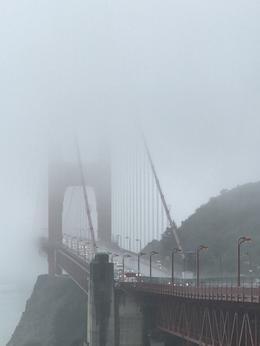The Golden Gate Bridge , David C - January 2018
