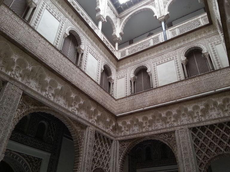 Alcazar of Seville - Madrid