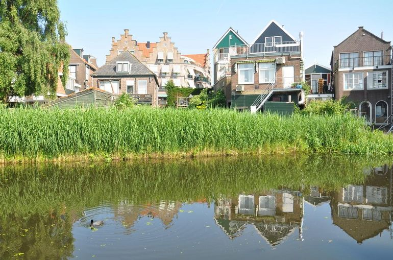 Amsterdam Super Saver 3: City Tour, Zaanse Schans Windmills, Volendam and M - Amsterdam