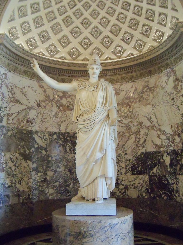 Athena - Paris