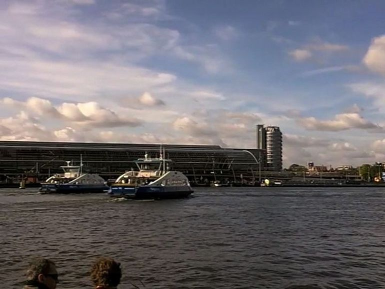Boats - Amsterdam