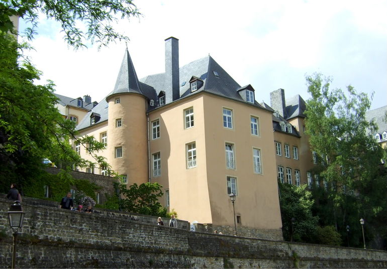 Luxembourg Castle - Brussels