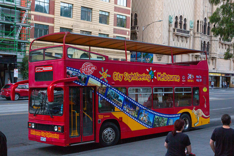 City Sightseeing Melbourne Hop-On Hop-Off Bus Tour photo 16