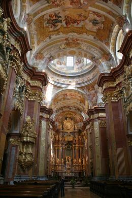 Inside the Benedictine Monastry of Melk, Hendrik H - May 2009