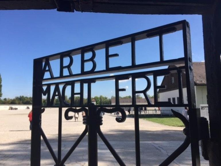 Munich WWII Combo: Dachau Concentration Camp Memorial Site and Third Reich Walking Tour photo 13