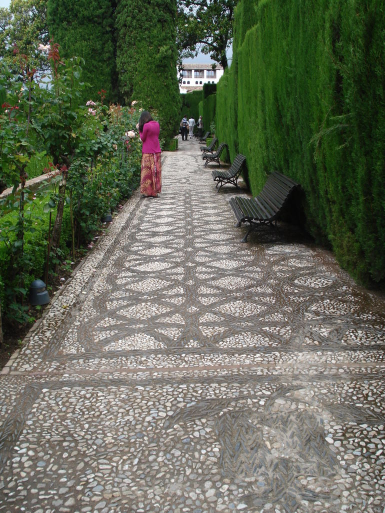 Generalife Gardens - Quite Moments - Costa del Sol