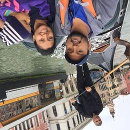 Gondola ride , Pabasari G - May 2016