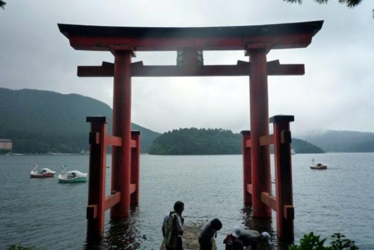 Hakone Shrine - Tokyo