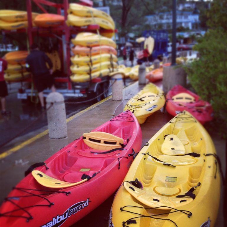 Kayaks - San Juan