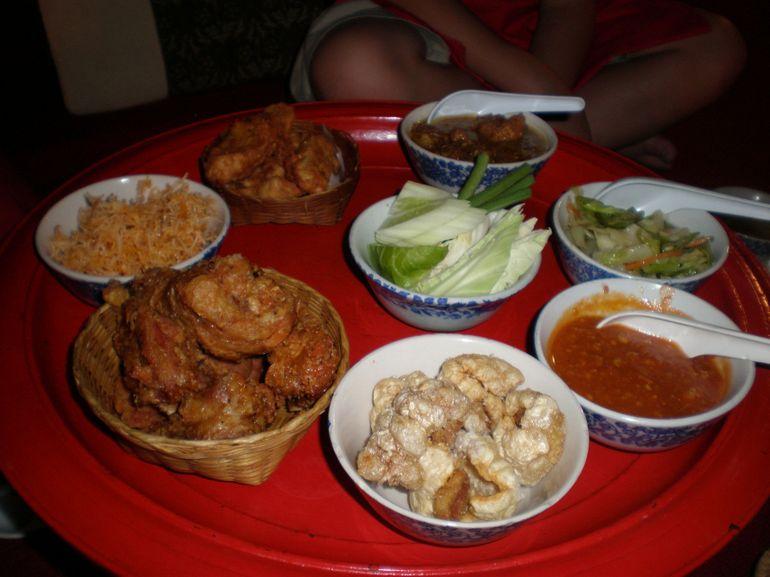 Khantoke Dinner - Chiang Mai