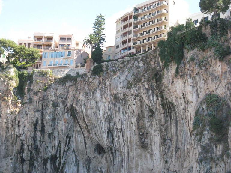 Monaco harbour - Nice