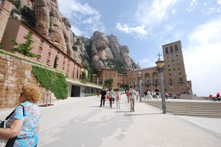 Montserrat's Common Area - Barcelona