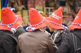 Festive hats - July 2010