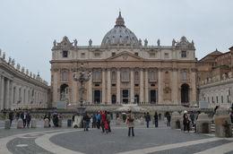 Visita al Vaticano , Sergio G - February 2015
