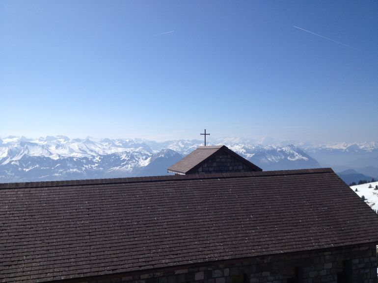 Rigi Kulm - Zurich