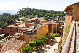 View of the village!! , Claudia P - June 2015