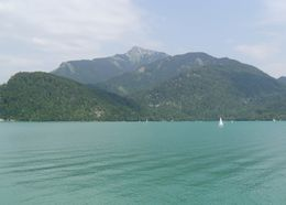 Austrian lakes. , alan g - August 2012